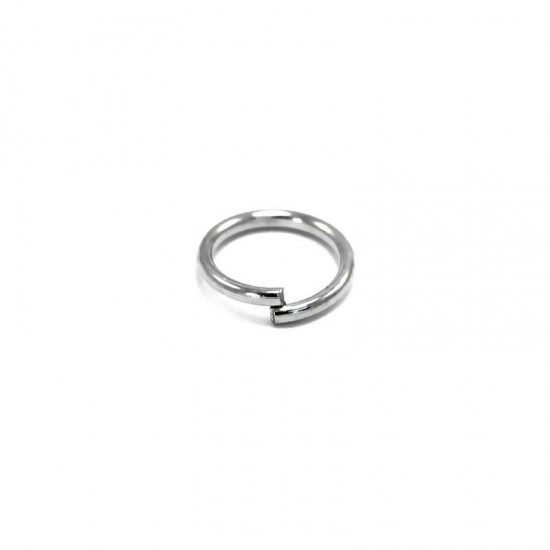 STEEL CONECTING RING 7x1,2mm (PACK OF 20 PIECES)