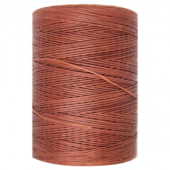WAXED CORD 1mm / 500 meters RUGGINE (222)