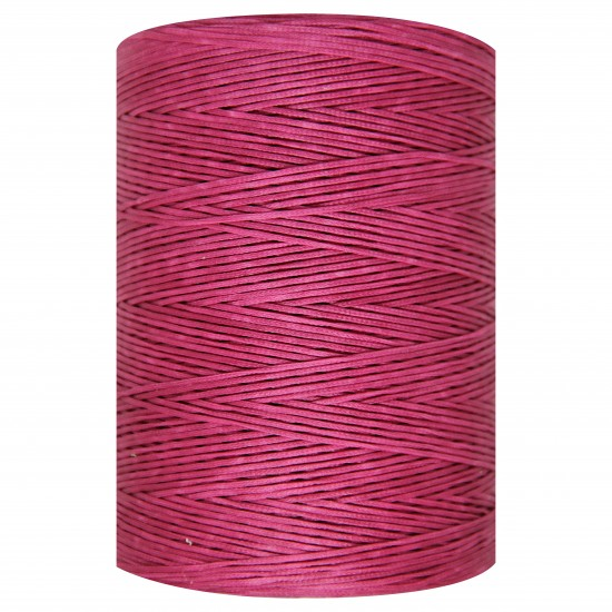 WAXED CORD 1mm / 500 meters FUXIA